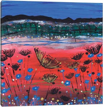 The Highlands Canvas Art Print