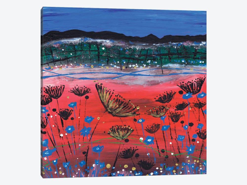 The Highlands by Caroline Duncan ART 1-piece Canvas Artwork