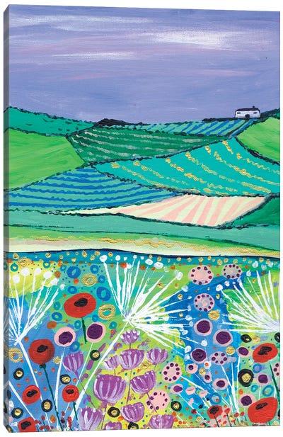 A Quiet Summer Canvas Art Print