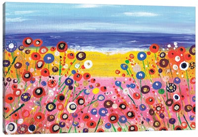 A Summers Day Canvas Art Print