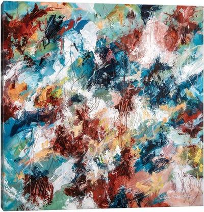 Sediments I Canvas Art Print
