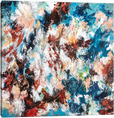 Sediments II Canvas Art Print