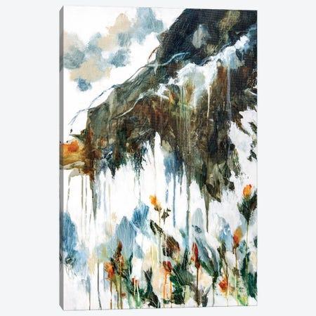 The Rhythm Of Life Canvas Print #CDV19} by Cristina Dalla Valentina Canvas Art Print