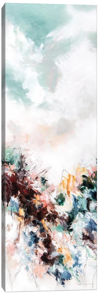 There's A World Canvas Art Print
