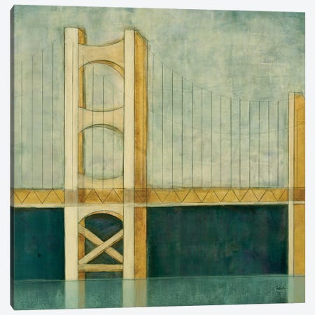 Bridge I Canvas Print #CED12} by Cape Edwin Canvas Art