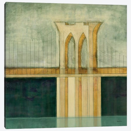 Bridge II Canvas Print #CED13} by Cape Edwin Canvas Art