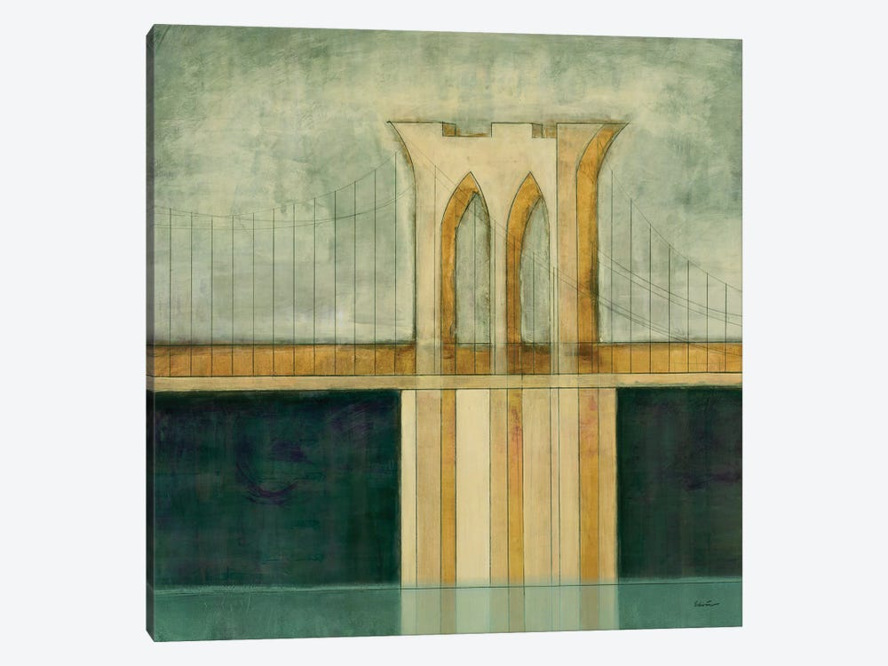 Bridge II by Cape Edwin 1-piece Canvas Wall Art