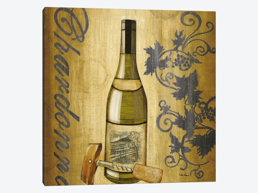 Chardonnay by Cape Edwin 1-piece Canvas Art