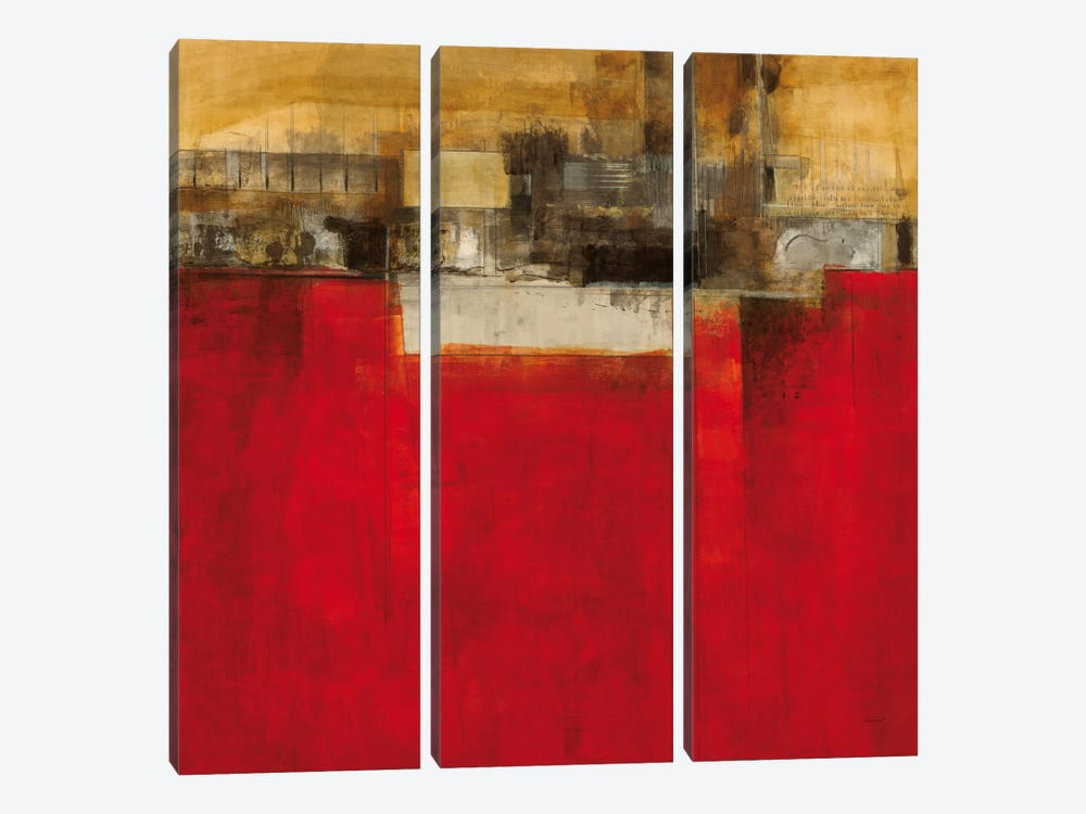 New Cities IV by Cape Edwin 3-piece Canvas Art