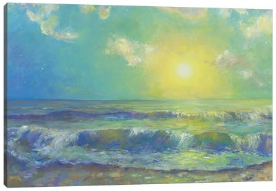 New Morning Canvas Art Print