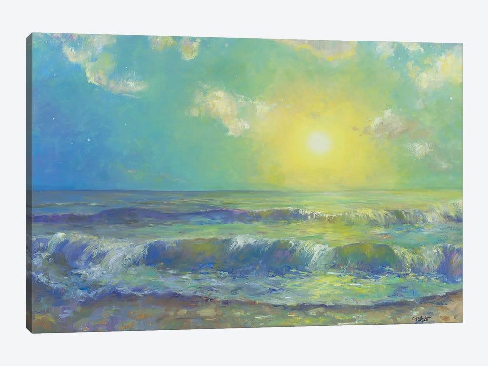 New Morning by Catherine M. Elliott 1-piece Canvas Art