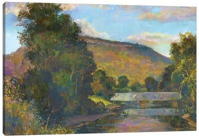 Old Simsbury Canvas Art Print