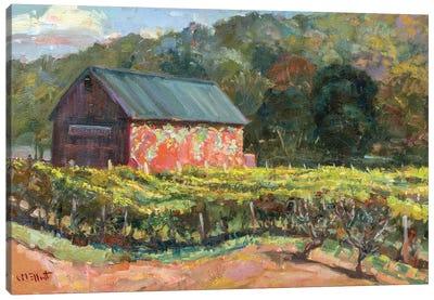 Rosedale Barn Canvas Art Print