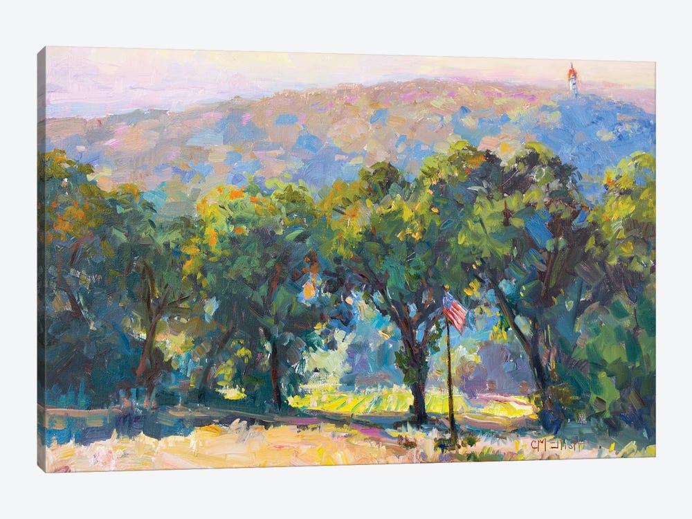 Tree Terrain by Catherine M. Elliott 1-piece Canvas Wall Art