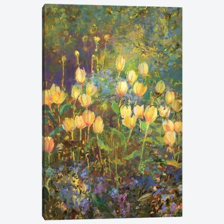 Tulips Canvas Print #CEI28} by Catherine M. Elliott Canvas Art
