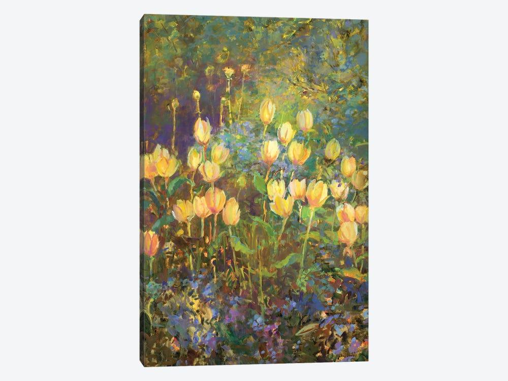 Tulips by Catherine M. Elliott 1-piece Canvas Art Print
