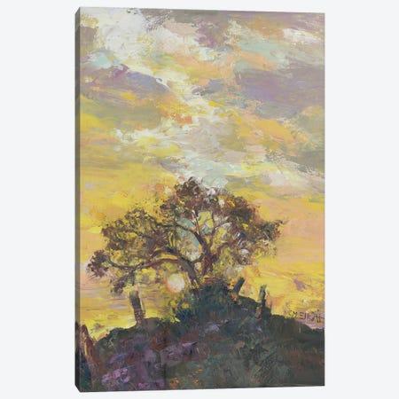 A Way Up Canvas Print #CEI33} by Catherine M. Elliott Canvas Print