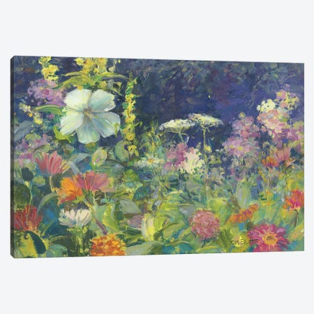 Floral Canvas Print #CEI6} by Catherine M. Elliott Canvas Art
