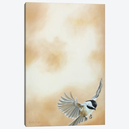 Flying High II Canvas Print #CEN27} by Camille Engel Canvas Art