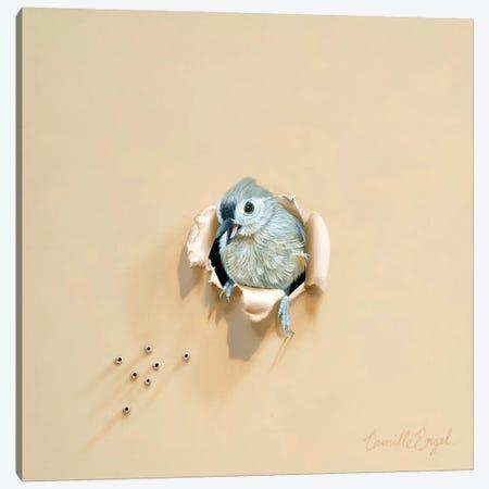 Watch Me-E-E! Canvas Print #CEN65} by Camille Engel Canvas Art