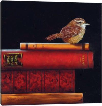 Wrenditions Canvas Art Print