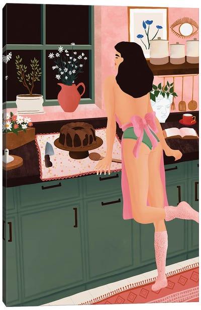 Midnight Craving Canvas Art Print