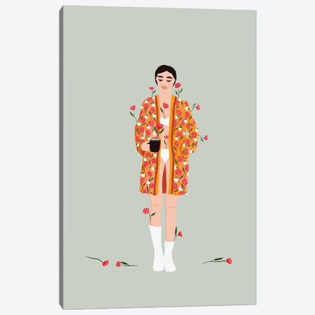 Morning Coffee Canvas Print #CEY38} by Ceyda Alasar Canvas Print