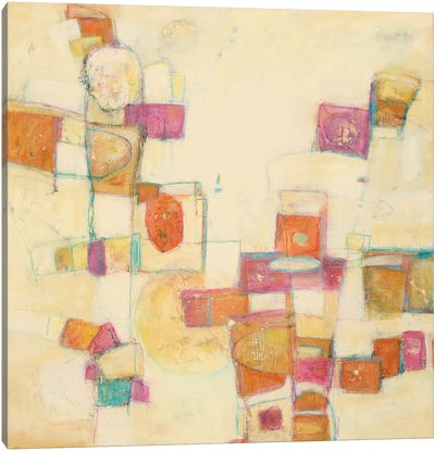 Festive III Canvas Art Print