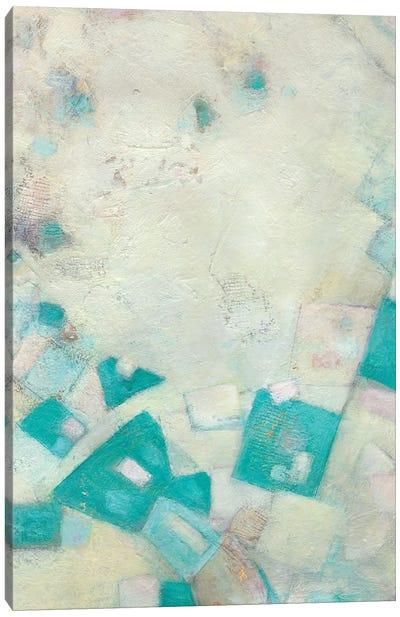 Turquoise Celebration II Canvas Art Print