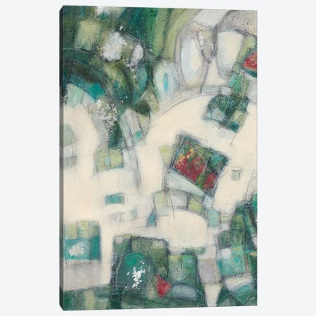 Jigsaw I Canvas Print #CFD1} by Beverly Crawford Canvas Art Print