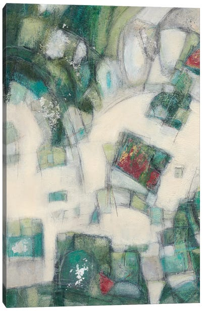 Jigsaw I Canvas Art Print