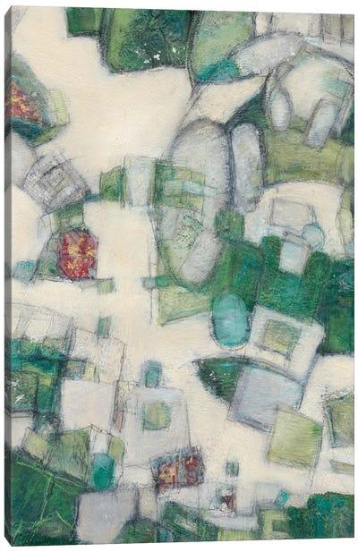 Jigsaw II Canvas Art Print