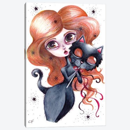 Astrid 3-Piece Canvas #CFI1} by Christine Fields Canvas Artwork