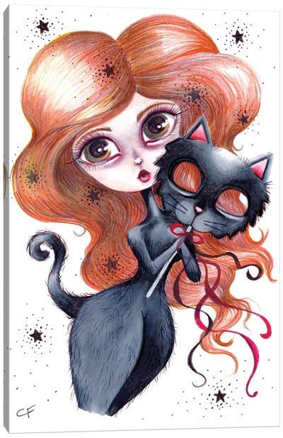 Astrid Canvas Art Print
