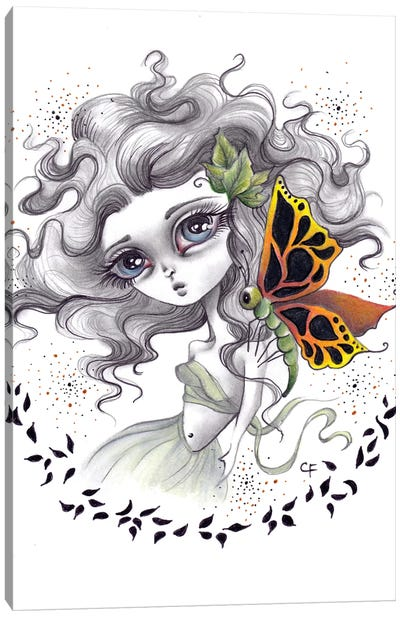 Wickem Canvas Art Print