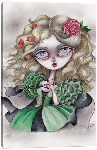 Giselle Canvas Art Print