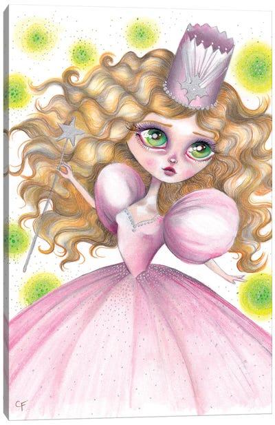 Glinda The Good Canvas Art Print
