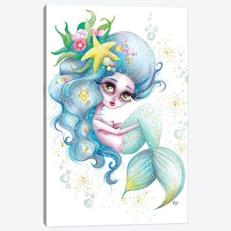 Oceana Canvas Print #CFI41} by Christine Fields Canvas Wall Art