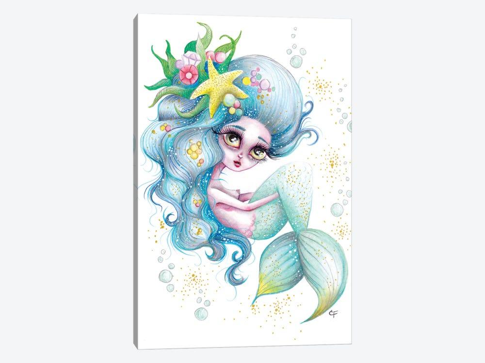 Oceana by Christine Fields 1-piece Canvas Art