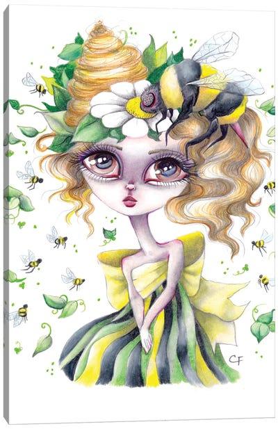Belinda Canvas Art Print