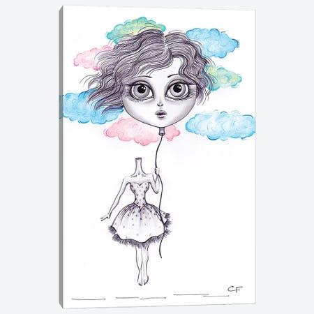 Daydreamer Canvas Print #CFI9} by Christine Fields Canvas Artwork