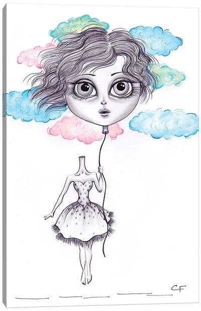 Daydreamer Canvas Art Print