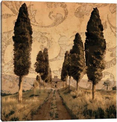 Tuscany I Canvas Art Print