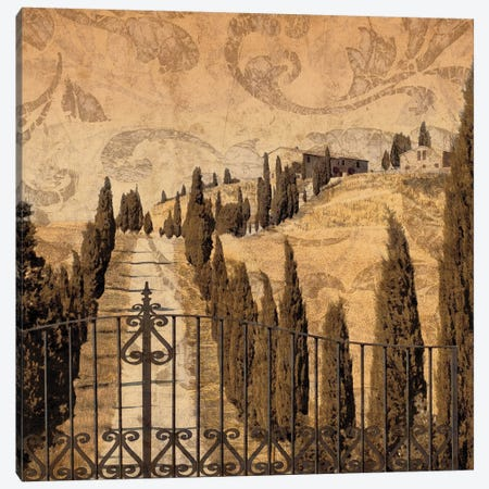 Tuscany II Canvas Print #CFL2} by Colin Floyd Art Print