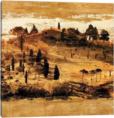 Tuscan Countryside II Canvas Art Print