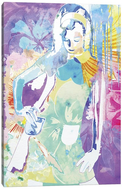 Expression of Peace Canvas Print #CFN3