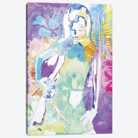 Expression of Peace Canvas Print #CFN3} by 5by5collective Canvas Art Print