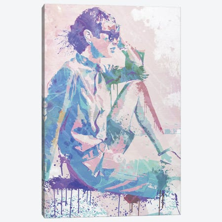 Feeling the Breeze Canvas Print #CFN4} by 5by5collective Canvas Art
