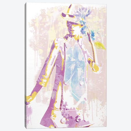 Impossible Model of Innocence Canvas Print #CFN6} by 5by5collective Canvas Art