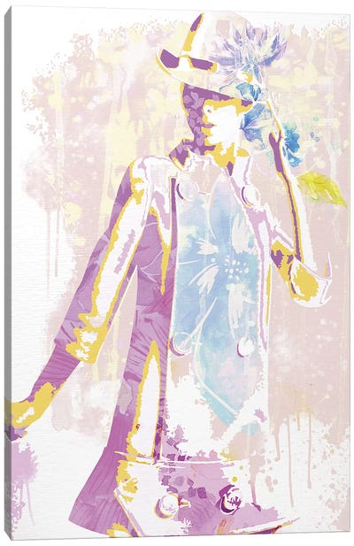 Impossible Model of Innocence Canvas Print #CFN6